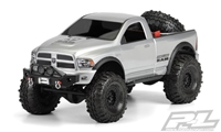 Proline RAM 1500 Clear body for 1:10 Scale Crawlers 3434-00
