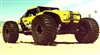 Pro-Line Jeep Wrangler Rubicon Clear Body for Axial Yeti 3452-00