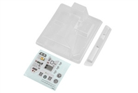 "Axial Racing Wraith Interior Set - .040"" (Clear) AX04028"