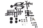 Axial 2-speed Hi/Lo Axial Transmission conversion kit for all 1/10 scale YETI transmissions AX31181