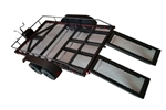 $20 OFF Full Metal, Dual Axle Trailer Large Size for 1/10 Vehicles **