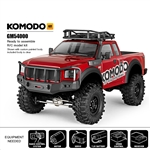 GMADE KOMODO KIT RC MODEL KIT GMA54000