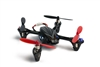 HUBSAN  X4 QUADCOPTER WHITE/BLACK  H107L