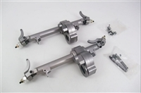 New Age Berg V1 2.2 Complete Assembled Axle Pair (2 each)