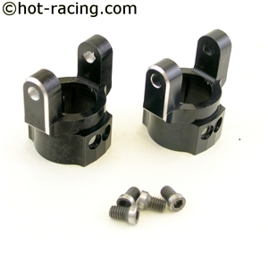 $9 OFF Hot Racing Axial SCX10 Added Castor Angle C-Hubs SCP19X01