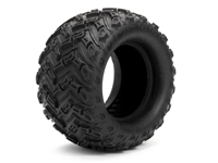 CLOSEOUT!  1/2 PRICE  -  HPI Dirt Claws Tire B Compound (145x84mm/2pcs) 4874