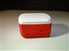 $10 OFF Miniatures Cooler Filled with Ice and Soda Pop Cans (Red)  CC-CCBBQ7r **