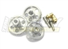 Integy Metal Gear Set w/ Direct Spool for Super Clod Buster # C22729SILVER