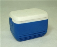 Miniatures Opening Blue Cooler FC-A3108BL