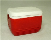 Miniatures Opening Red Cooler FC-A3108RD **