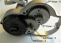 New Age Berg 2.2 Replacement 2nd Gear - 2 #BP-TT04