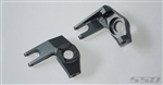 SSD Pro Aluminum Knuckles for Axial SCX10 available in Black or Grey  SSD00066 SSD00070