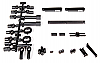 Axial Wraith Front Sway Bar Set (Soft, Medium, Firm) AX30781