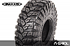 Axial 1.9 Maxxis Trepador Tires - R35 Compound (2pcs) AX12019