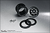 G-Made 2.2 Mudrock Beadlock Wheels GMAMBL-01BK GMAMBL-01CR