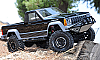 "Proline JEEP Comanche Full Bed Clear Body for 12.3"" (313mm) Wheelbase Scale Crawlers 3362-00"