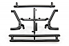 Axial Wraith Tube Frame Shock Mount (Front) AX80089