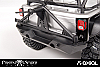 Axial SCX10 Poison Spyder JK RockBrawler Rear Bumper and Tire Carrier AX80126