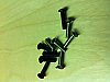 TCS Screw Kit for Hot Racing C-Hubs for Axial AX10 SCX10 SCP19X01, SCP1901 and SCP2101 **