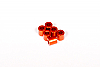 Axial 6x6mm Spacer Orange (6) for AX10 Scorpion #AXA1355