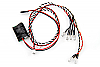 Axial Simple LED Controller w/LED Lights (4 White and 2 Red) #AX24257