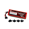 Venom 20C 2S 4000mAh 7.4 Hard Case LiPO Battery with Universal Plug System 1554