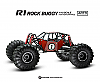 G-Made 1/10 Rock Buggy - R1 ARTR kit [Red] GM51001