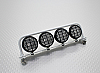 Crawler/Truck Light Bar Set with LED's (White)