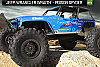 Axial Jeep Wrangler Wraith-Poison Spyder Rock Racer 1/10th Scale Electric 4WD - RTR AX90031