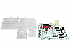Axial 2012 Jeep Wrangler Unlimited Rubicon Body - .040 (Clear) - Body Only AX04033