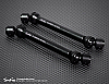 Junfac Hardened Carbon Steel Universal Shafts (2) for Axial Wraith #J90029