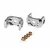 $6 OFF G-Made Junfac Aluminum C-Hub Carrier (2) for GS01 Axle for the Sawback GMA52120S