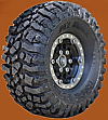 Pit Bull Tires ROCK BEAST II R/C 1.9 Scale Tires (2each) PB9003NK