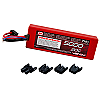 Venom 20C 2S 5000mAh 7.4 Hard Case LiPO Battery with Universal Plug System #1555