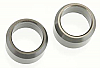 Clearance Priced 50% OFF!!!  LAST FEW!!!  Axial Racing Driveshaft Rings - Grey (2pcs) #AX30493 **