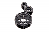 Axial Wraith, SCX10, Deadbolt Transmission Complete Metal Gear Set Steel (3pcs) AX30708