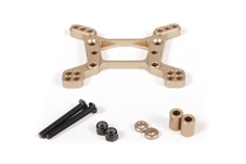 Axial Racing Yeti Machined Front Shock Tower (Hard Anodized) AX31170