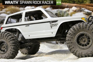 Axial Racing Wraith Spawn 1/10th Scale Electric 4WD - RTR AX90045
