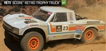 Axial Racing Yeti Score Retro Trophy Truck 1/10th Scale Electric 4WD - KIT AX90068