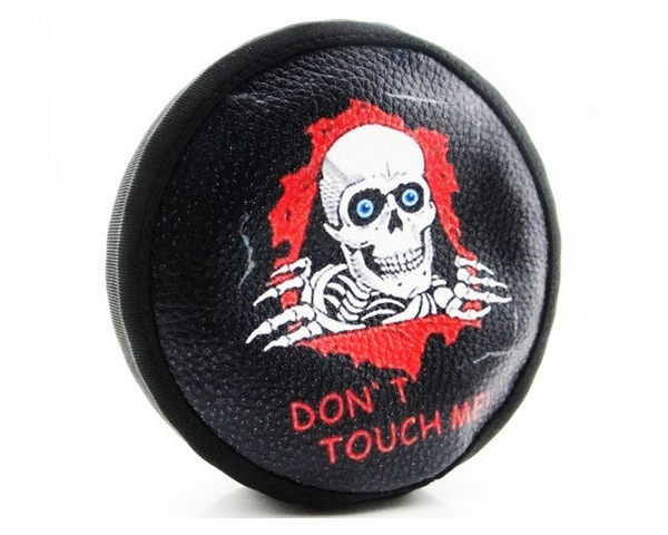 Jeep Wrangler Rain Cover >> Disabled - $3 off Hot Racing SCX10 Spare Tire Cover Skull ...