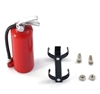 Yeah Racing 1/10 RC Rock Crawler Accessory Fire Extinguish # YA-0352