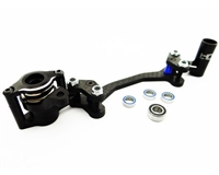 Hot Racing Yeti Aluminum Graphite Steering Bellcrank YET48G01