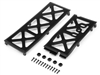 HPI Racing Chassis under plate set Super 5SC FLUX # 106890