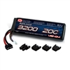 Venom 20C 3S 3200mAh 11.1 LiPO Battery with Universal Plug System 15007
