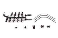 Axial EXO Front Sway Bar Set (Soft, Medium, Firm) AX30803