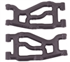 RPM Front A-Arms Yeti and EXO Buggy (2) Black 70472
