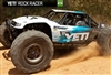 Combo Deal: Axial Racing YETI RTR AX90026 (OTTSIX Racing 2.2 Voodoo U4 Tires (2) - Blue (Super Traction) and get Crawler Innovations Foam (2) Standard Free)
