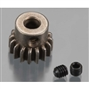Axial Pinion Gear 32P 16T - Steel (5mm Motor Shaft - Fits Yeti)  AX30842