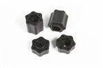 "Axial IFDâ""¢ Hex Hub Adapter (2pcs Narrow,2pcs Wide)  AX31266"