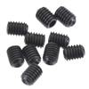 Axial M3x4mm Set Screw (Black) (10pcs) AXA0181